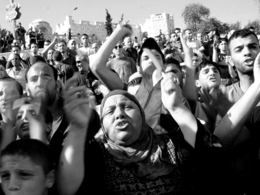 Damascus Gate 2013